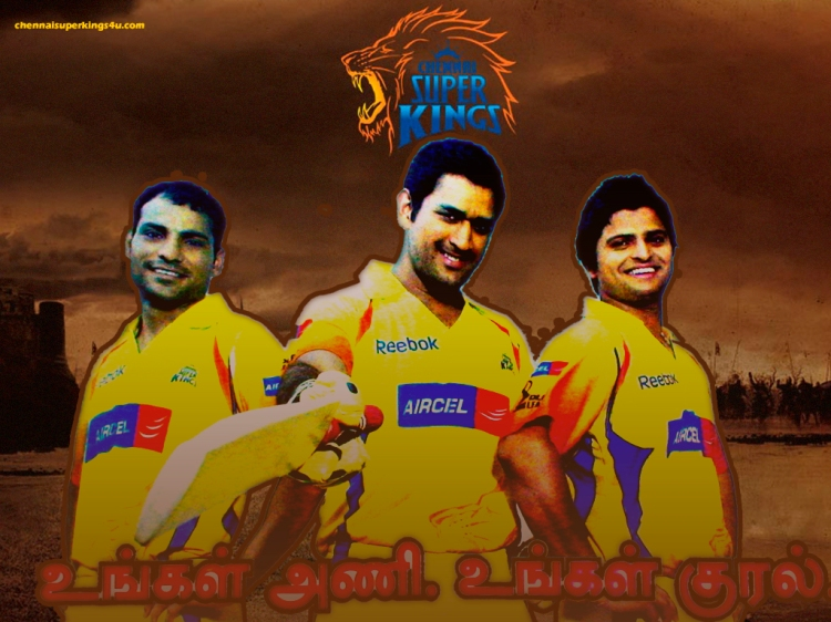 Chennai Super Kings crush Wayamba Elevens by 97 runs